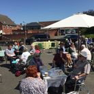 The Wayland Partnership hosted a Big Lunch, as part of a nationwide initiviate by the Eden Project,