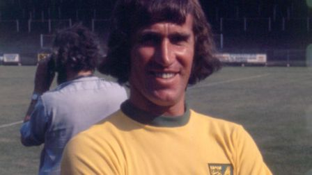 Duncan Forbes made 357 appearances for Norwich between 1968 and 1980.
