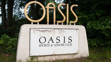 Oasis sports & leisure club in Thorpe St Andrew. Photo: Bill Smith