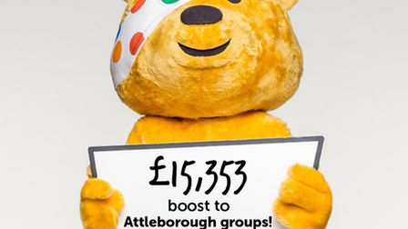BBC Children in Need has boosted two south Norfolk groups