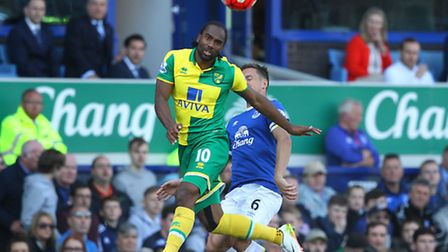 Cameron Jerome has agreed a new three-year deal with Norwich City. Picture by Paul Chesterton/Focus