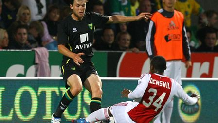 Former Ajax defender Stefano Denswil is set to leave Bruges for France after being touted as a Norwi