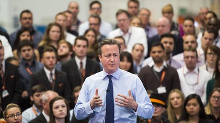 Prime Minister David Cameron. (Photo by Jack Taylor - WPA Pool/Getty Images)