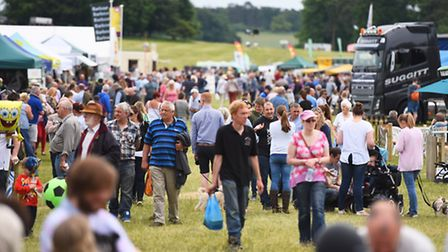 Rural Pastimes at Euston Park. The annual celebration of rural pursuits and agriculture promises ano