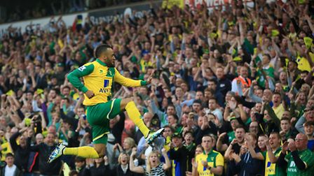 Norwich City's Nathan Redmond is a man in demand. Photo: Nick Potts/PA Wire.