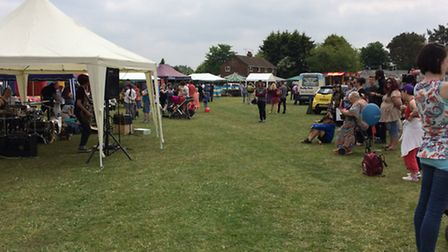 The third annual Weeting Village Fayre. Picture: Submitted.