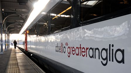An Abellio Greater Anglia train. Picture: ANTONY KELLY