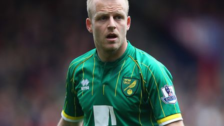 Steven Naismith - no regrets over moving to Carrow Road.