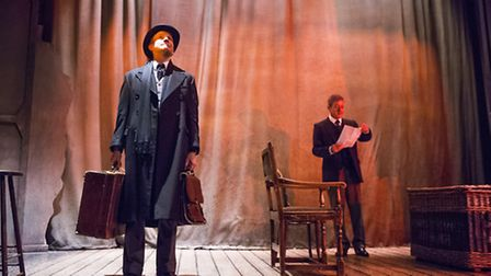 Norwich Theatre Royal new shows for 2017. The Woman In Black. Photo: ©Tristram Kenton.