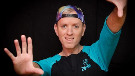 Russ Welch has beaten the odds to become a qualitfied Zumba instructor