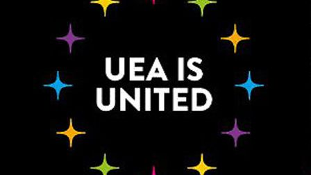 The UEA has asked Twitter users to take part in its UEA is United campaign