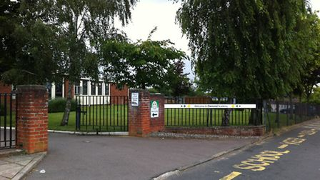 A man's body was discovered at Diamond Academy, Thetford