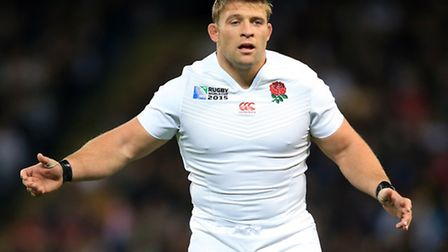 Tom Youngs in action for England during the World Cup. Picture: Nigel French/PA Wire