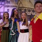 Students from BBMA prepare for Beauty and the Beast