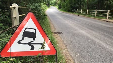 Crashes in North Norfolk this weekend.