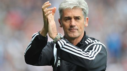 Ex-West Bromwich Albion boss Alan Irvine has joined Norwich City as assistant manager. Photo: Dave H