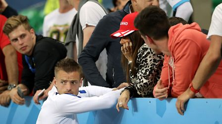Jamie Vardy probably wont get the space he wants and needs when England try to unpick Iceland on Mon