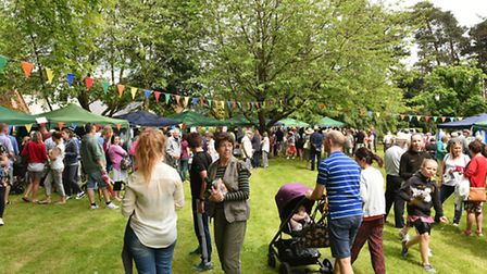The Beccles Hospital Fete. Picture: James Bass