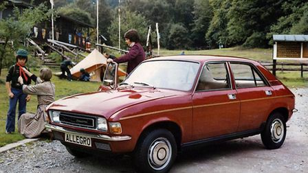 Paul Geater's first car was an Austin Allegro similar to these ones... and he loathed it.