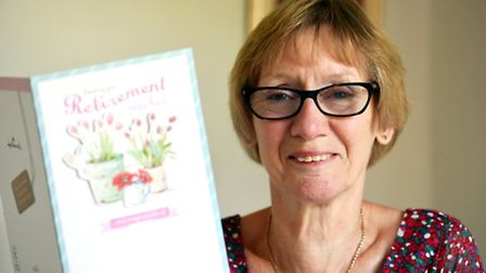 Jenny Seeranj who has retired after being a midwife for 40 years, most of them working in the commun