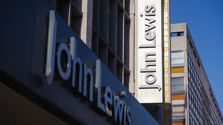 File photo dated 16/04/14 of a branch of John Lewis in London, as the boss of department store warne