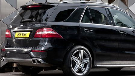 Tinted windows look cool and help keep the car cool by cutting out heat and ultraviolet rays.