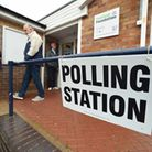 Polling Day in the Referendum on the UK's membership of the European Union. Picture: James Bass