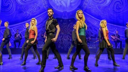 The rich history of Ireland is celebrated in Rhythm of the Dance