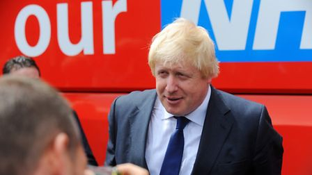 Boris Johnson said that the next Tory leader would have to unify his party and ensure that Britain s