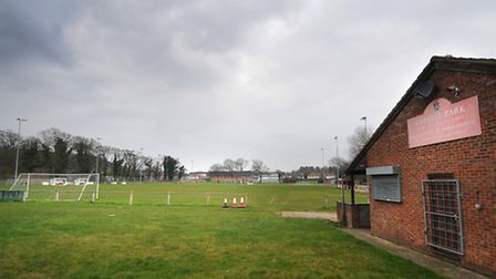 A £3.5m medical is planned for Cabbell Park in Cromer.PHOTO: ANTONY KELLY