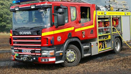 Norfolk Fire and Rescue Service.