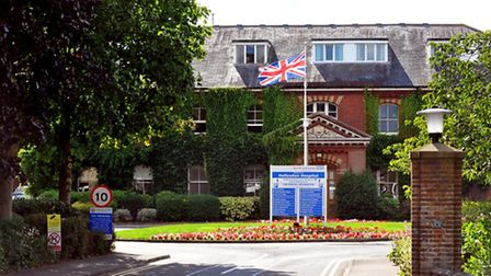 Hellesdon Hospital, the headquarters of Norfolk and Suffolk NHS Foundation Trust. Photo: Bill Smith