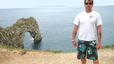 Adam Frere-Smith, 48, who died after failings by the East of England Ambulance Service Trust.