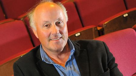 Peter Wilson, chief executive of Norwich Theatre Royal.PHOTO BY SIMON FINLAY