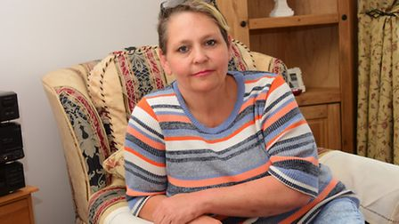 Michelle Tolley had blood transfusions twice when she was pregnant in the 1980s and early 1990s. Six
