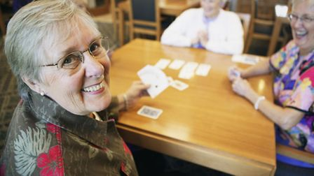 Many people in their 70s and 80s are moving into retirement villages with their parents and others i