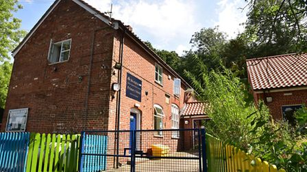 Brockdish School closes this week after pupil numbers have fallen over the last few years.