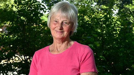 Erica Balls, 80, retires after working as a nurse for 60 years.Picture: ANTONY KELLY