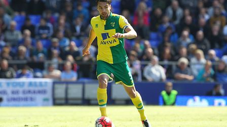 Russell Martin is looking forward to the new campaign at Norwich City. Picture by Paul Chesterton/Fo