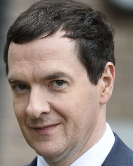 File photo dated 01/06/16 of Chancellor George Osborne, as a US report claimed the UK's Financial Se