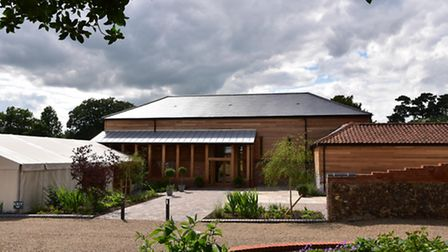 Bressingham Hall and Barns are now available to rent and hire out for special occasions and holiday