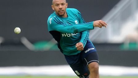 England international Tymal Mills has sealed his first Indian Premier League contract. Picture: Cliv