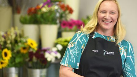 EDP originals feature on Bridget Nurse, owner of Bridget's Flowers and chairman of the Festival Too