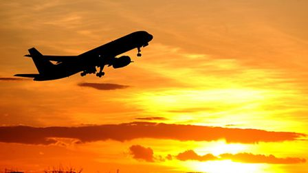 Travellers heading on short-haul flights are increasingly placing their luggage in overhead lockers