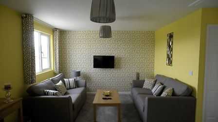 Mundesley Holiday Village - Number 17 of the Anmer Group of Homes. Picture: MARK BULLIMORE