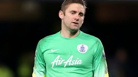 Robert Green during his time with QPR. Picture: Peter Byrne/PA Wire