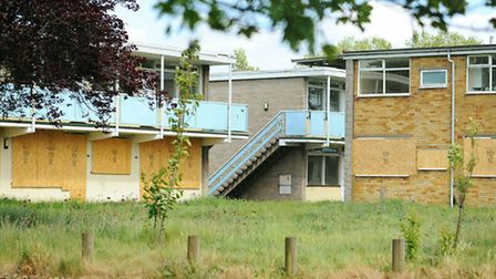The former Pontins site at Hemsby.; May 2011; Picture: James Bass