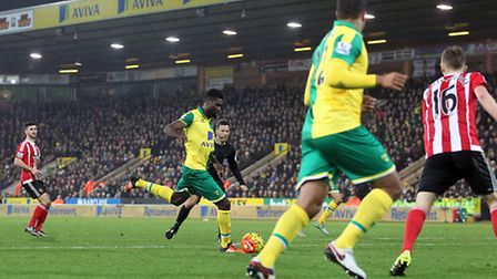 Alex Tettey has extended his Norwich City contract. Picture by Paul Chesterton/Focus Images Ltd