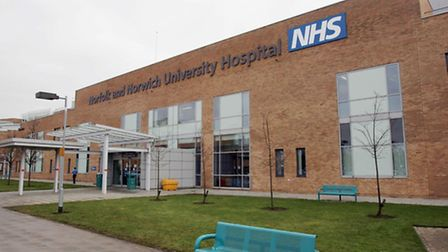 The Norfolk and Norwich University Hospital will be placed in financial special measures.
