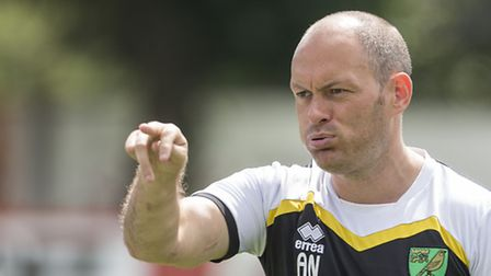 Norwich City manager Alex Neil knows how he wants to set about the task of Championship promotion.